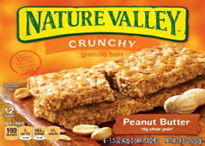 Nature Valley Crunchy Peanut Crunch