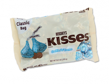 Kisses Cookies N Cream