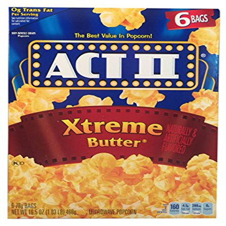 Act 2 Extreme Butter