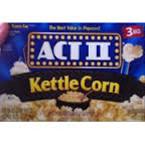 Act 2 Kettle Corn