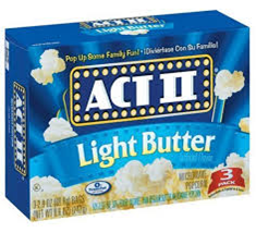 Act 2 Light Butter