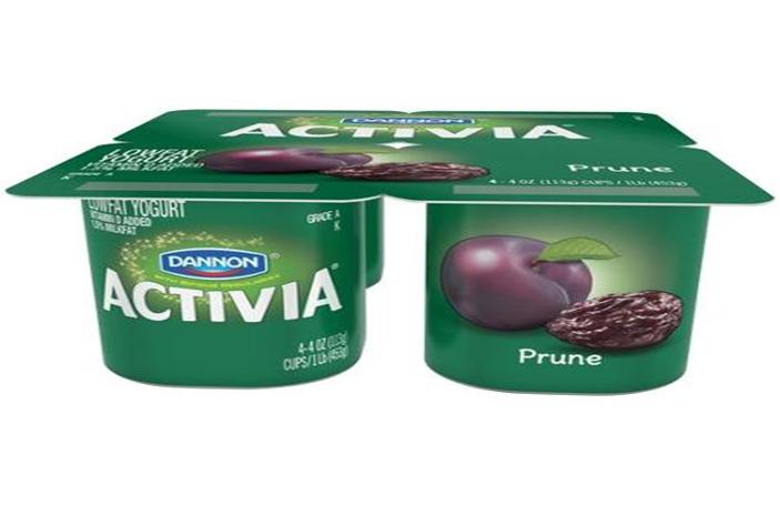 Activia Prune Yogurt