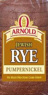 Arnold Rye Pumpernickle Bread