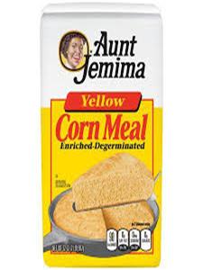Aunt Jemima Yellow Corn Meal