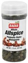 Badia Whole All Spice