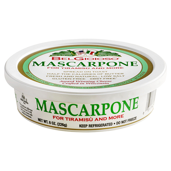 BelGioioso Mascarpone Cheese
