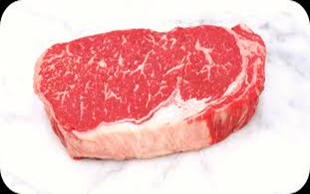 Boneless Rib Eye Steak 1LB