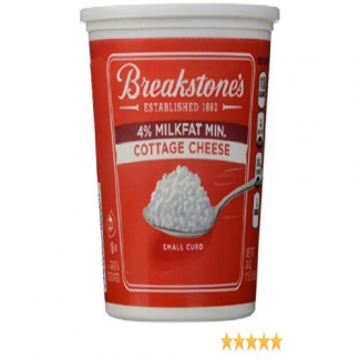 Breakstone's 4% Milk Fat Min