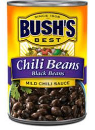 Bush's Best Black Chili Beans