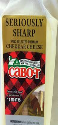 Cabot Seriously Sharp