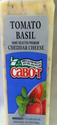 Cabot Tomato Basil Cheddar Cheese