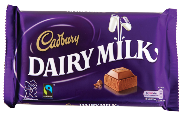 Cadboury Dairy Milk Chocolate