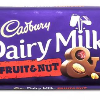 Cadboury Fruit N Nut