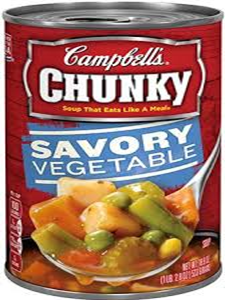 Campbell's Chunky Savory Vegetable