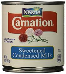 Nestle Carnation Sweetened Condensed Milk
