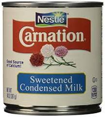 Nestle Carnation Sweetened Condensed Milk