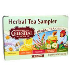 Celestial Tea Any Flavor