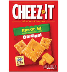 Chez-It Original Reduced Fat