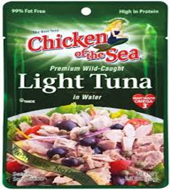 Chicken of the Sea Light Tuna