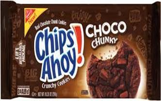 Chips Ahoy Choco Chunky