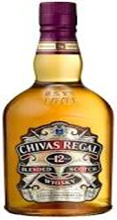 Chivas Regal 12 Years Old Whiskey