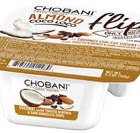 Chobani Almond Coco Loco Yogurt