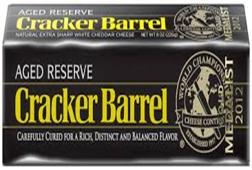 Cracker Barrel Aged Reserved Cheddar