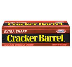 Cracker Barrel Extra Sharp
