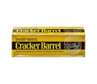 Cracker Barrel Sharp White