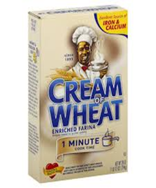 Cream of Wheat Farina 1 Minute