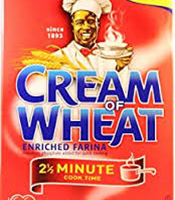 Cream of Wheat Farina 2.5 Minute