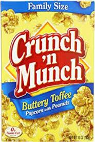 Crunch 'N Munch Butter Toffee