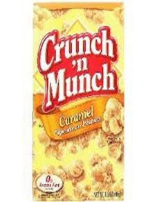 Crunch 'N Munch Caramel