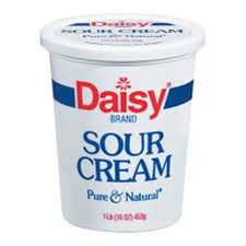 Daisy Original Sour Cream