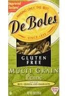 Deboles Multi Gluten Free Grain Penne