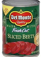 Del Monte Sliced Beets