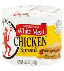 Underwood White Meat Chicken Spread