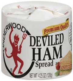 Underwood Devil Ham Spread Original