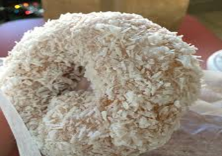 Donuts Coconut Flake