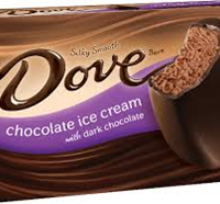 Dove Chocolate Ice Cream Bar