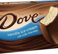Dove Vanilla Ice Cream Bar