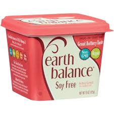 Earth Balance Soy Free Buttery Spread