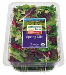 Earthbound Farms Spring Mix
