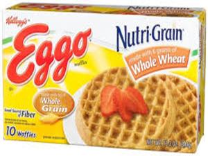 Eggo Nutri Grain
