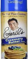 Emeril's Creamery Butter Flavor Cooking Spray