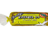 Ezekiel 4.9 Flax, Lin Bread