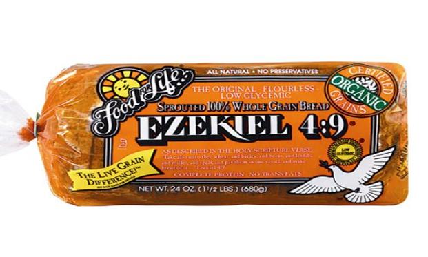 Ezekiel 4,9 Sprouted 100% Whole Grain Bread