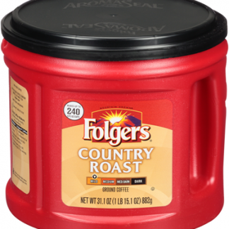 Folgers Country Roast Ground