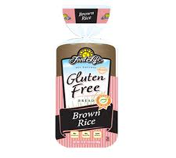 Food Life Gluten Free Brown Rice Bread