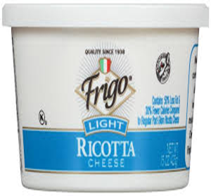 Frigo Ricotta Cheese Light